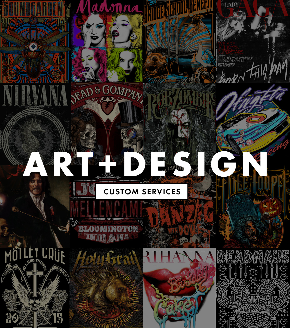 Design and Art Services
